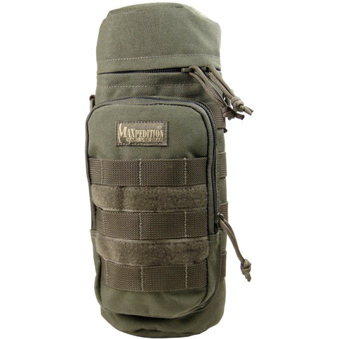 Maxpedition 12 x 5 Bottle Holder - Foliage Green 0323F