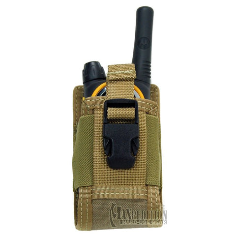 "Maxpedition 4.5"" Clip On Phone Holster - Khaki 0109K"