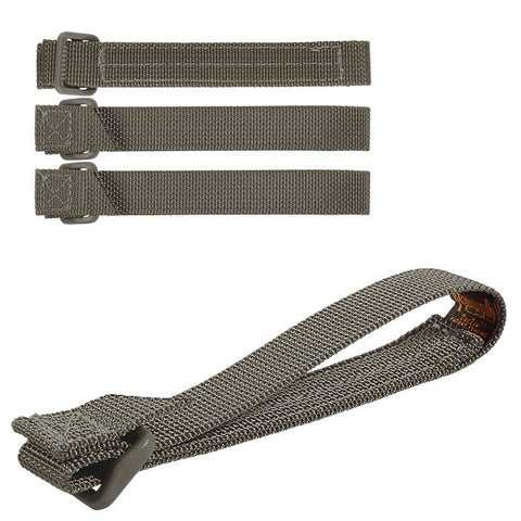 "Maxpedition 5"" TacTie Attachment Strap 4 Pack - Foliage 9905F"