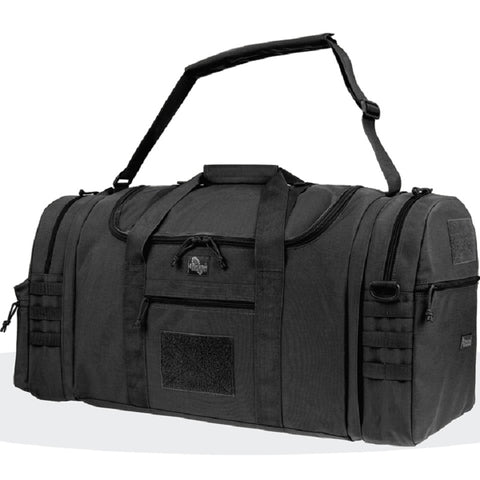 Maxpedition 3-in-1 Load-Out Duffel Bag - Black 0653B
