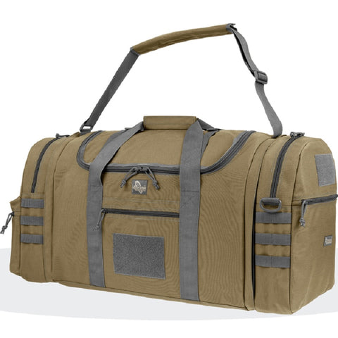 Maxpedition 3-in-1 Load-Out Duffel Bag - Khaki / Foliage 0653KF