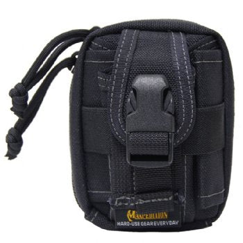 Maxpedition Anemone Pouch - Black 2302B