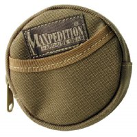 Maxpedition Tactical Can Case - Khaki 1813K