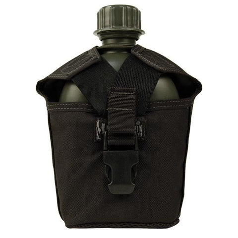 Maxpedition 1 Qt Canteen Pouch - Black 0330B