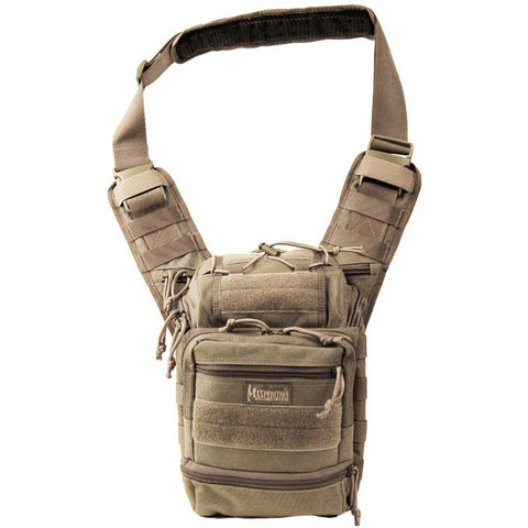 Maxpedition Colossus Versipack Shoulder Bag - Foliage 0424F