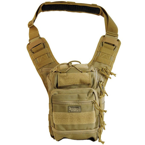 Maxpedition Colossus Versipack Shoulder Bag - Khaki 0424K