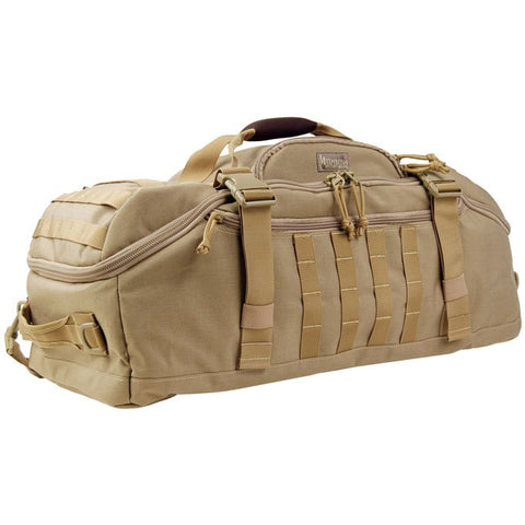 Maxpedition DOPPELDUFFEL Adventure Bag - Khaki 0608K