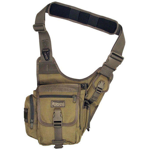 Maxpedition Fatboy Versipack Shoulder Bag Khaki Foliage 0403KF
