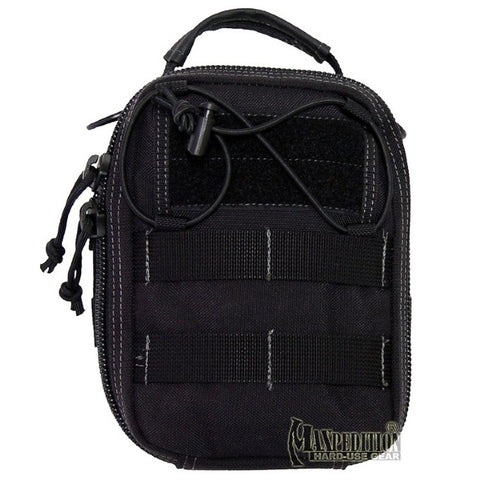 Maxpedition FR-1 Combat Medical Pouch - Black 0226B