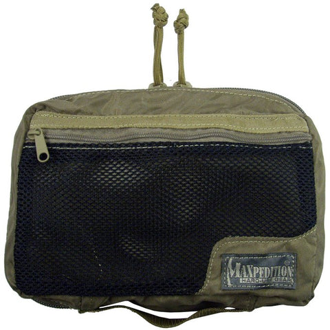 Maxpedition Individual First Aid Pouch - Khaki 0329K