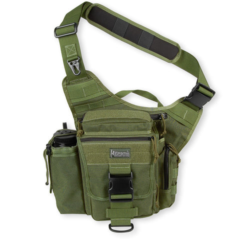 Maxpedition Jumbo Versipack Shoulder Bag - OD Green 0412G