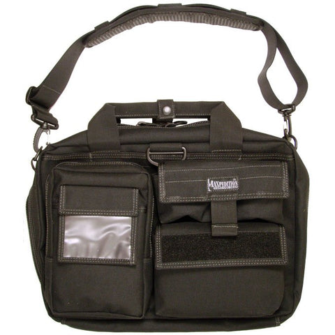Maxpedition Knife Collector's Briefcase - Black 9812B