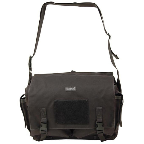Maxpedition Larkspur Messenger Bag - Black 9832B