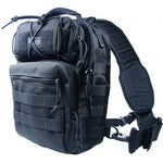 Maxpedition Lunada GearSlinger Shoulder Bag Black 0422B
