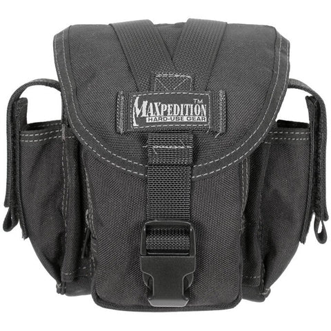 Maxpedition M-4 Waistpack - Black 0313B