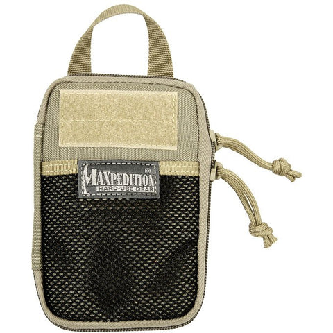 Maxpedition Mini Pocket Organizer - Black 0259B