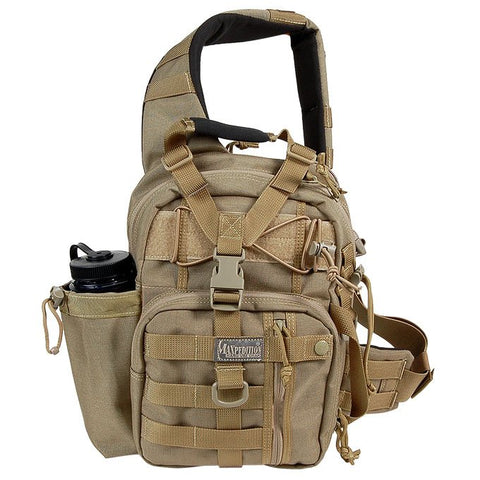 Maxpedition Noatak Gearslinger Shoulder Bag - Khaki 0434K