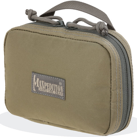 Maxpedition Hook & Loop Organizer Pocket - Small 3531KF