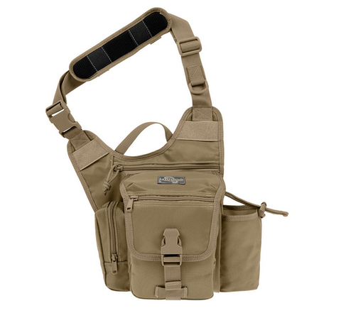 Maxpedition Fatboy G.T.G. S-Type Versipack - 9855K Khaki