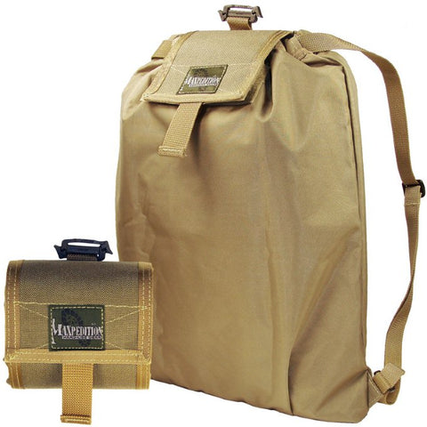 Maxpedition Rollypoly Backpack - Khaki 0230K