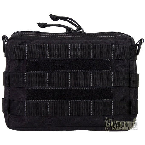 Maxpedition TACTILE Pocket Large Black 0225B