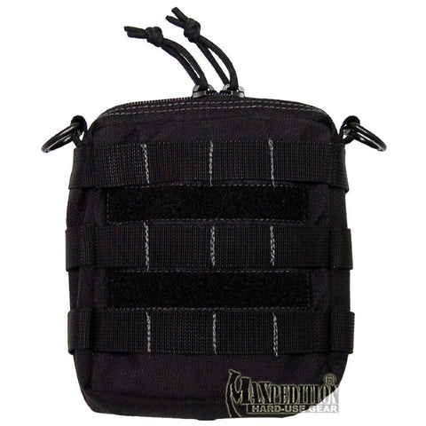 Maxpedition TACTILE Pocket Medium Black 0224B