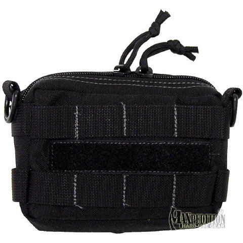 Maxpedition TACTILE Pocket Small Black 0223B