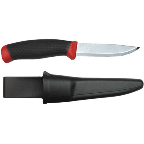 Morakniv 840 Clipper Carbon Steel Fixed Blade Knife with Sheath
