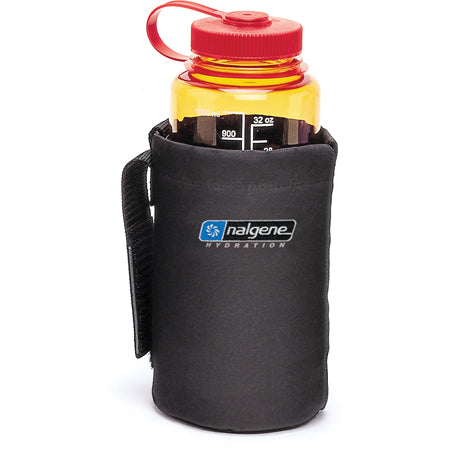 Nalgene Velcro Carrier Padded 32 oz Black