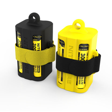 Nitecore NBM40 4 x 18650 Battery Case