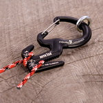 Nite Ize Figure 9 Large Carabiner - Black
