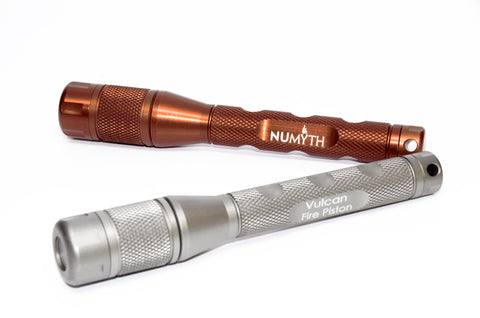 Numyth Vulcan Fire Piston v2-Ember Orange