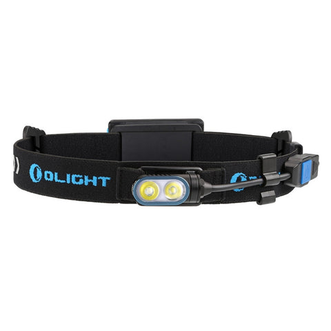 Olight HS2 400 Lumen USB Rechargeable CREE XP-G2 LED Headlamp