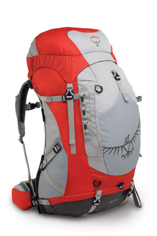 Osprey Ace 48 Youth Backpack - Cherry Shake
