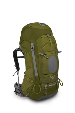 Osprey Aether 60 Large Backpack - Tundra Green