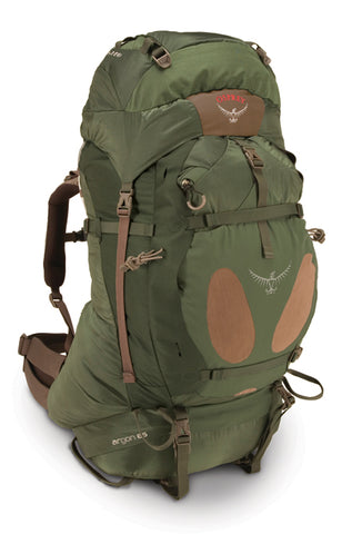 Osprey Argon 85 Large Backpack - Kelp Green