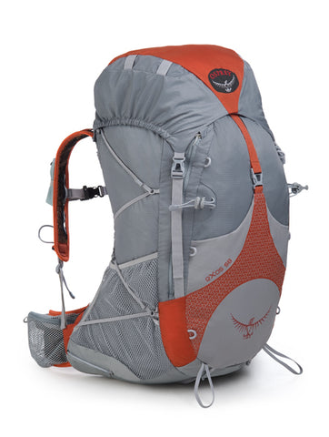Osprey Exos 58 Medium Backpack - Ember
