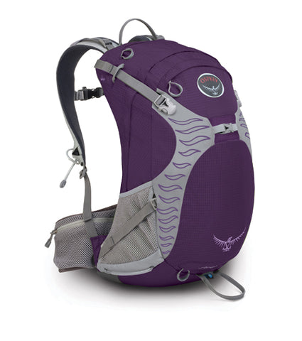 Osprey Sirrus 24 Womens Small Backpack - Amethyst