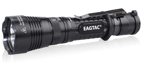 EagTac G3L 3200 lumen USB-C Rechargeable Flashlight 1 x 18650 Battery CREE XHP 70.2 LED