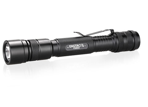 EagleTac P200A2 2 x AA CREE XM-L2 330 Lumen LED Flashlight