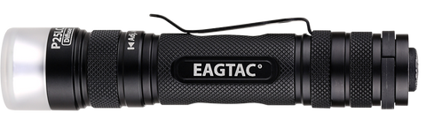 EagleTac P25LC2 Diffuser 2 x CR123/1 x 18650 CREE XM-L2 880 Lumen LED Flashlight