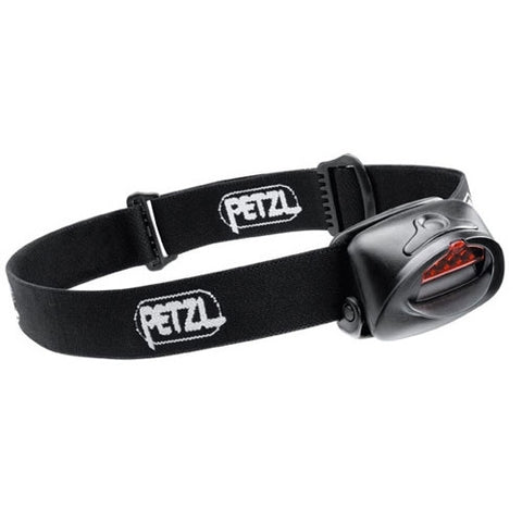 Petzl Tactikka Plus LED Headlamp - Black