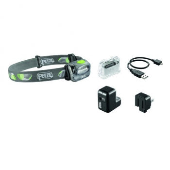 Petzl Tikka 2 Core Headlamp w/ Charger