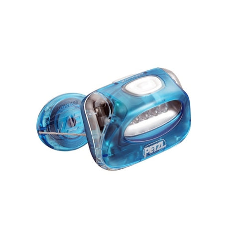 Petzl Zipka 2 Headlamp - Tropical Blue