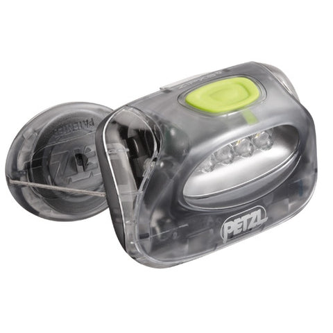 Petzl Zipka 2 Headlamp - Storm Grey