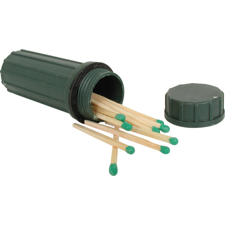 Plastic Waterproof Match Container
