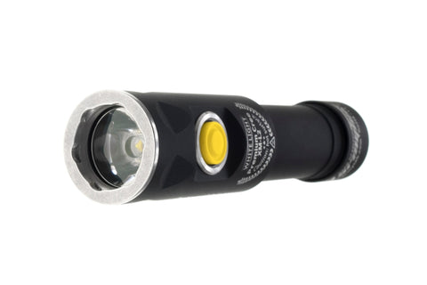 Armytek Prime C2 v3 Warm 1 x 18650 / 2 x (R)CR123A CREE XP-L 975 Lumen LED Flashlight