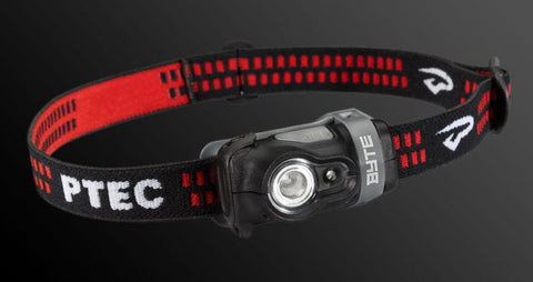 Princeton Tec Byte 35 Lumen AAA Headlamp - Black