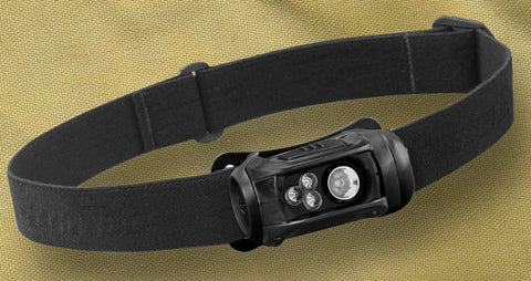 Princeton Tec Remix Pro 70 Lumen CR123 Headlamp - Black