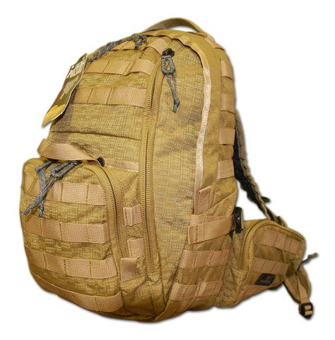 ProTech Pursuit Assault Pack - Coyote Brown